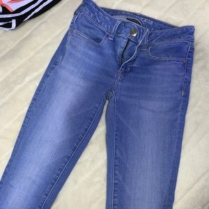 american eagle jeans EVERYTHING MUST GO